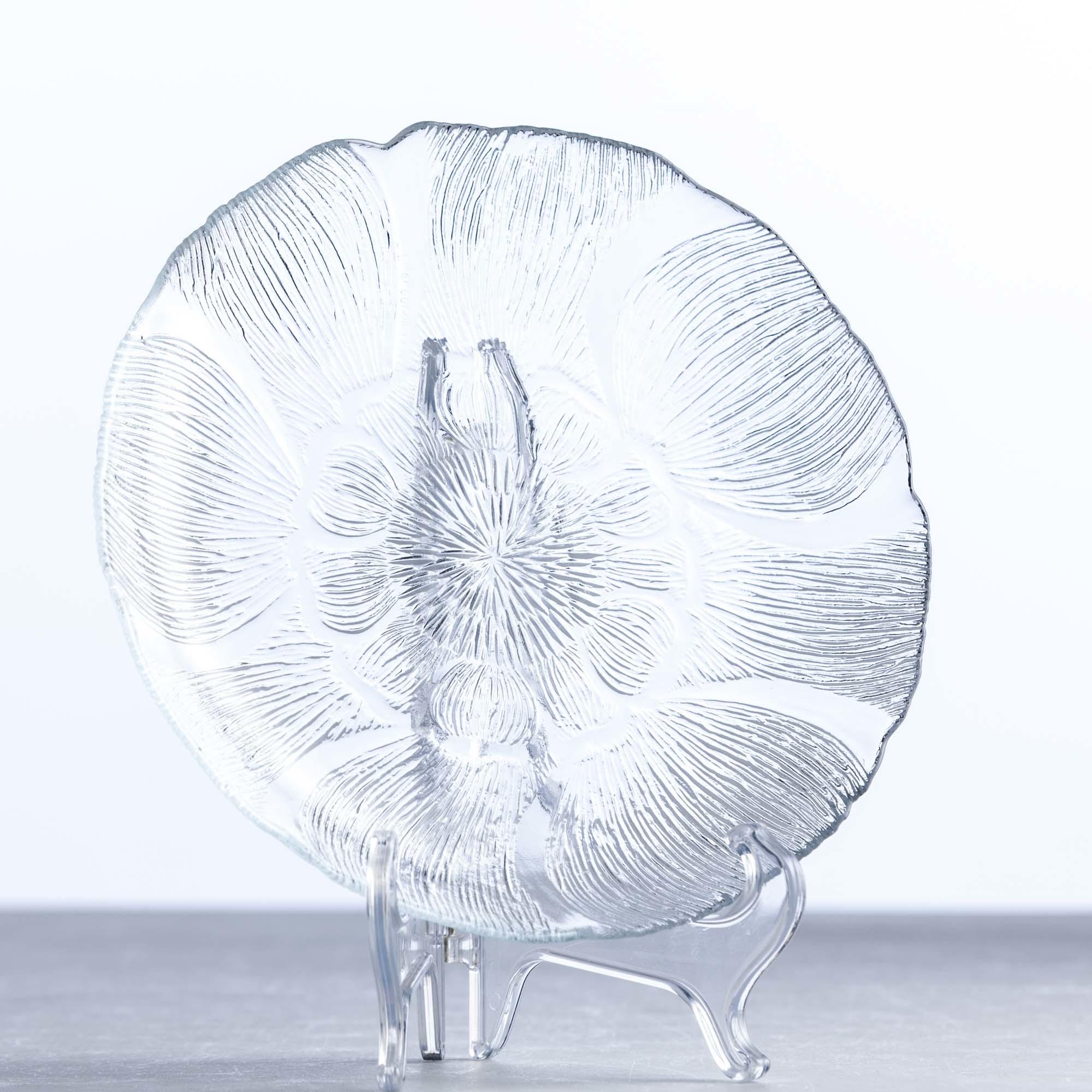 Glass Plate – 8″