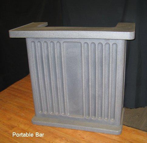 Portable Bar (Multi-Level)