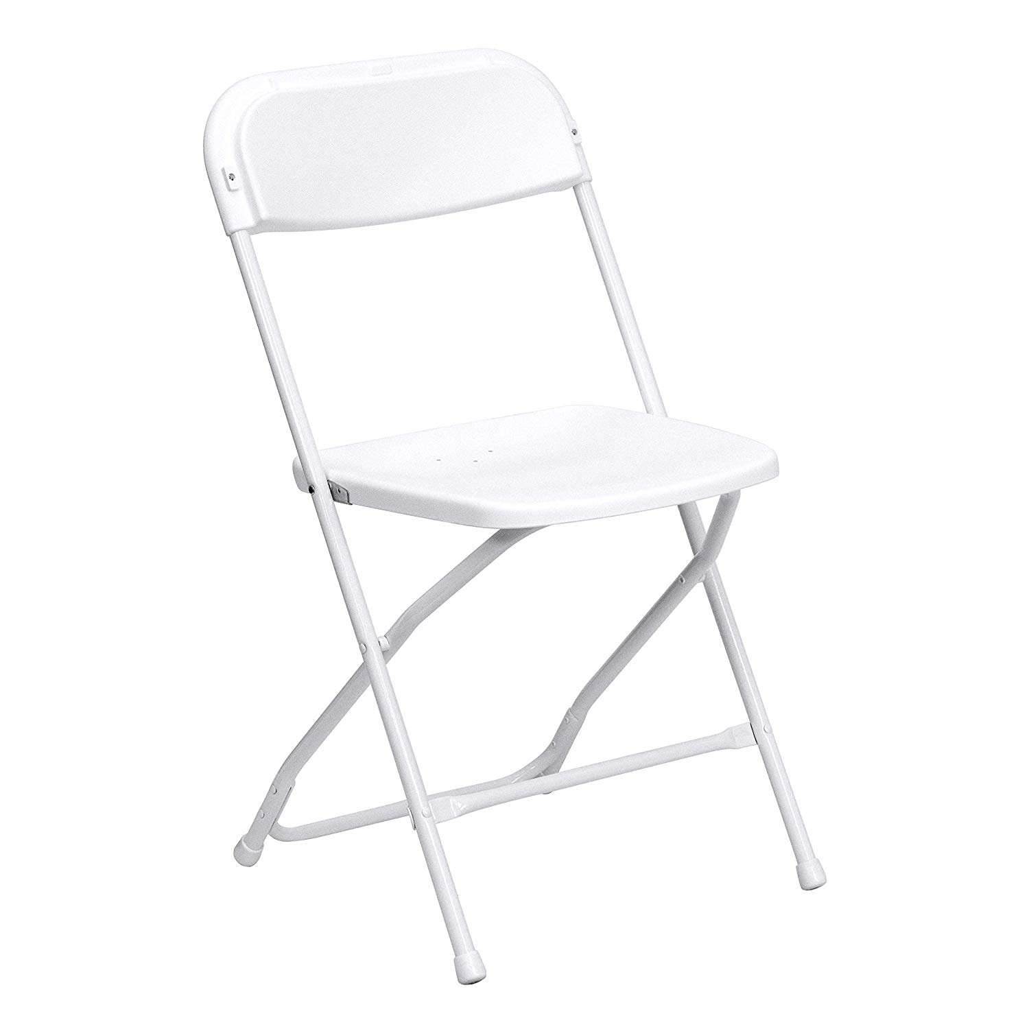 Folding Chairs – White